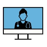 Programe una consulta virtual