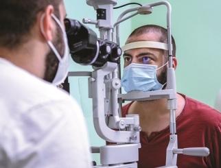 salud de la vista
