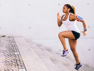Póngase en forma rápido