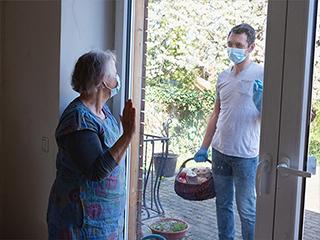 75organizaciones reciben donativos en el marco de la pandemia del COVID-19