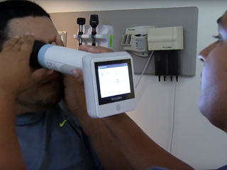 Accessible Eye Screenings to Prevent Diabetes