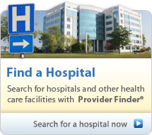 Find a Hospital